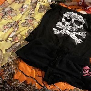 Skull combo